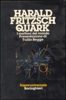 Promoartpalermo.it Quark. I mattoni del mondo Image