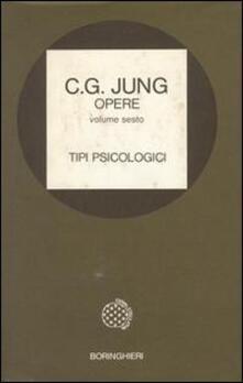 Criticalwinenotav.it Opere. Vol. 6: Tipi psicologici. Image