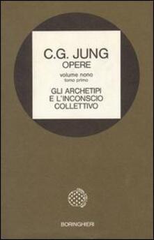 Winniearcher.com Opere. Vol. 9\1: Gli archetipi e l'Inconscio collettivo. Image