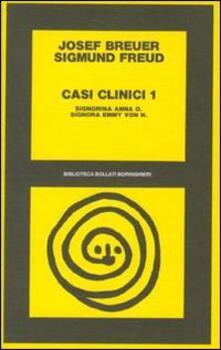 Casi clinici. Vol. 1: Signorina Anna O.Signorina Emmy von N...pdf