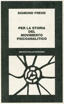 Per la storia del movimento psicoanalitico - Sigmund Freud - copertina