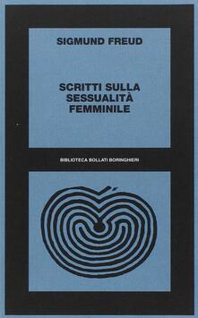 Scritti sulla sessualità femminile - Sigmund Freud - copertina