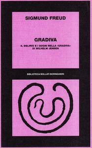 Libro Gradiva Sigmund Freud