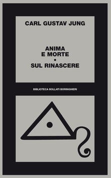 Anima e morte - Carl Gustav Jung - copertina