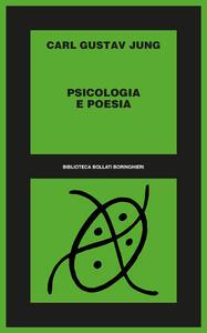 Psicologia e poesia - Carl Gustav Jung - copertina