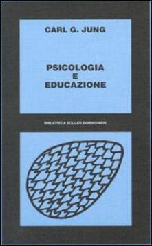 Psicologia e educazione (1926-1946)