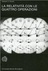 La relatività con le quattro operazioni