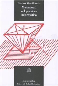 Aboutschuster.de Mutamenti nel pensiero matematico Image