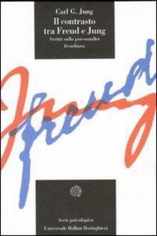 Filmarelalterita.it Il contrasto tra Freud e Jung Image