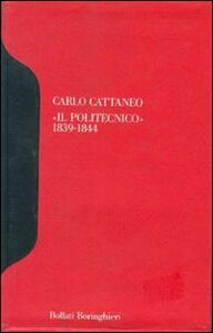 Libro Il politecnico Carlo Cattaneo