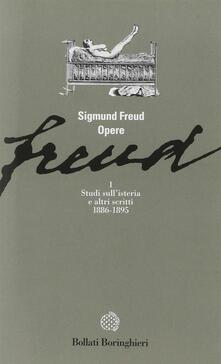 Grandtoureventi.it Opere. Vol. 1: Studi sull'Isteria e altri scritti (1886-1895). Image