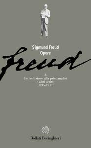 Libro Opere. Vol. 8: Introduzione alla psicoanalisi (1915-1917). Sigmund Freud