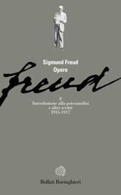 Opere. Vol. 8: Introduzione alla psicoanalisi (1915-1917).