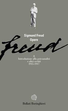 Librisulladiversita.it Opere. Vol. 8: Introduzione alla psicoanalisi (1915-1917). Image