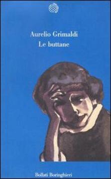Le buttane - Aurelio Grimaldi - copertina