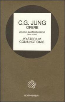Ipabsantonioabatetrino.it Opere. Vol. 14\1: Mysterium coniunctionis. Gli opposti psichici nell'Alchimia. Image