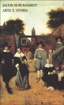 Arte e storia - Jacob Burckhardt - copertina