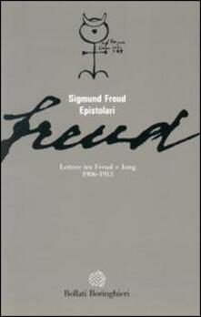 Lettere tra Freud e Jung (1906-1913) - Sigmund Freud,Carl Gustav Jung - copertina