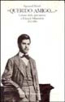 Querido amigo - Sigmund Freud - copertina