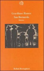 Libro San Bernardo Graciliano Ramos