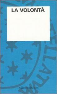 Libro L' osservazione psicoanalitica: La volontà.