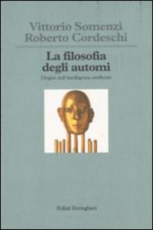 Antondemarirreguera.es La filosofia degli automi. Origini dell'intelligenza artificiale Image