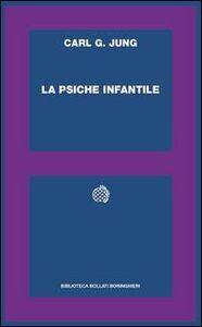 Libro La psiche infantile Carl Gustav Jung