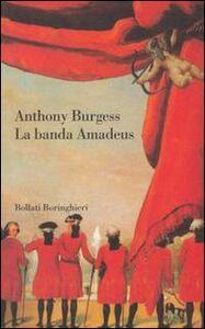 Libro La banda Amadeus Anthony Burgess