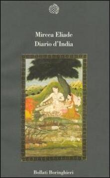 Diario d'India - Mircea Eliade - copertina
