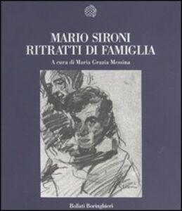Libro Giornale familiare Mario Sironi