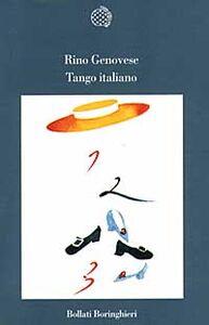 Libro Tango italiano Rino Genovese