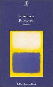 Libro Patchwork Fabio Carpi