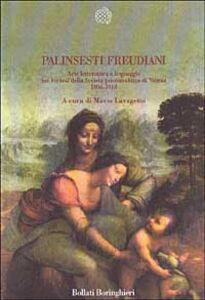 Foto Cover di Palinsesti freudiani, Libro di Mario Lavagetto, edito da Bollati Boringhieri