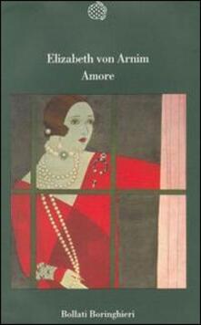 Amore - Elizabeth Arnim - copertina