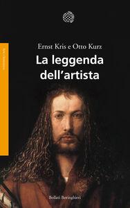 Libro La leggenda dell'artista Ernst Kris , Otto Kurz