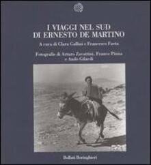 I viaggi nel sud di Ernesto De Martino - copertina