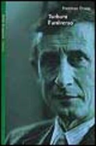 Foto Cover di Turbare l'universo, Libro di Freeman Dyson, edito da Bollati Boringhieri