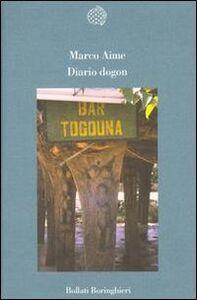 Libro Diario Dogon Marco Aime