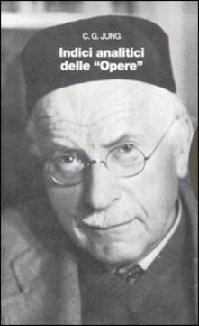 Opere. Vol. 19\2: Indici analitici. - Carl Gustav Jung - copertina