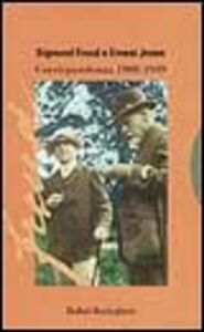 Libro Corrispondenza 1908-1939 Sigmund Freud , Ernest Jones