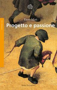 Libro Progetto e passione Enzo Mari