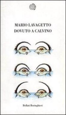 Dovuto Calvino - Mario Lavagetto - copertina