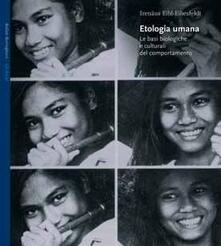 Promoartpalermo.it Etologia umana. Le basi biologiche e culturali del comportamento Image