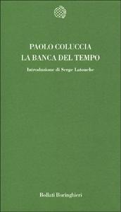 Libro La banca del tempo Paolo Coluccia