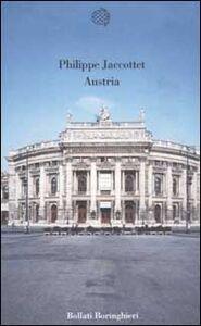 Libro Austria Philippe Jaccottet
