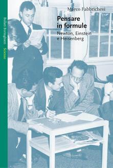 Camfeed.it Pensare in formule. Newton, Einstein e Heisenberg Image