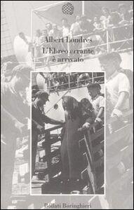 Libro L' Ebreo errante è arrivato Albert Londres