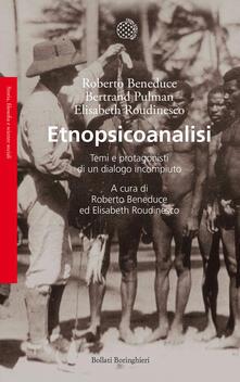 Premioquesti.it Etnopsicoanalisi. Temi e protagonisti di un dialogo incompiuto. Vol. 1 Image