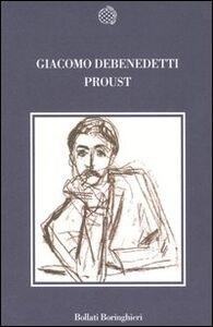 Foto Cover di Proust, Libro di Giacomo Debenedetti, edito da Bollati Boringhieri