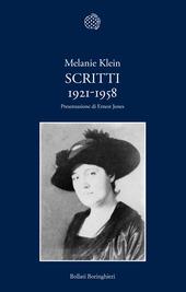 Scritti 1921-1958